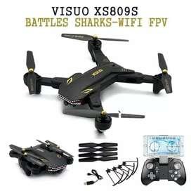 SR Drone Visuo Black Shark Quadcopter kamera 2MP