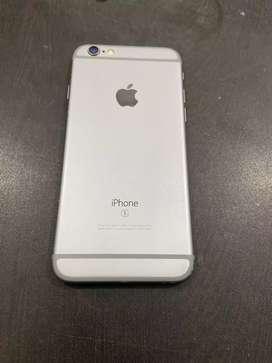iPhone6s 64g.b,silver colour