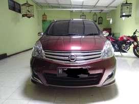 Nissan Grand Livina XV 1.5 tahun 2013