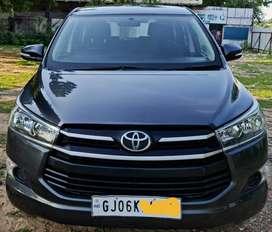 Toyota INNOVA CRYSTA 2.4 GX Manual, 2016, Diesel