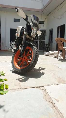 Ktm 390 best version 390 for sale only 15,000 kms driven