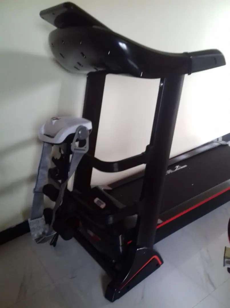 Treadmill Elektrik tl 123m import