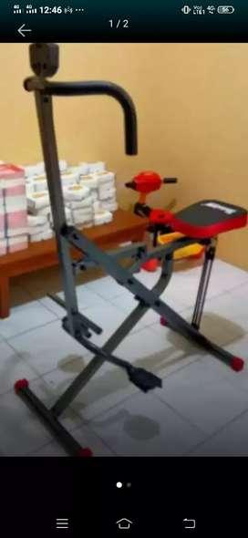 Power squat multifungsi geneng