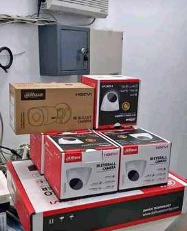 Paket lengkap kamera CCTV pemasangan area Cinere