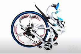 IMPORTED FOLDABLE CYCLES ARE AVAILABLE