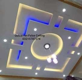 Gulzaman False Ceiling contractors