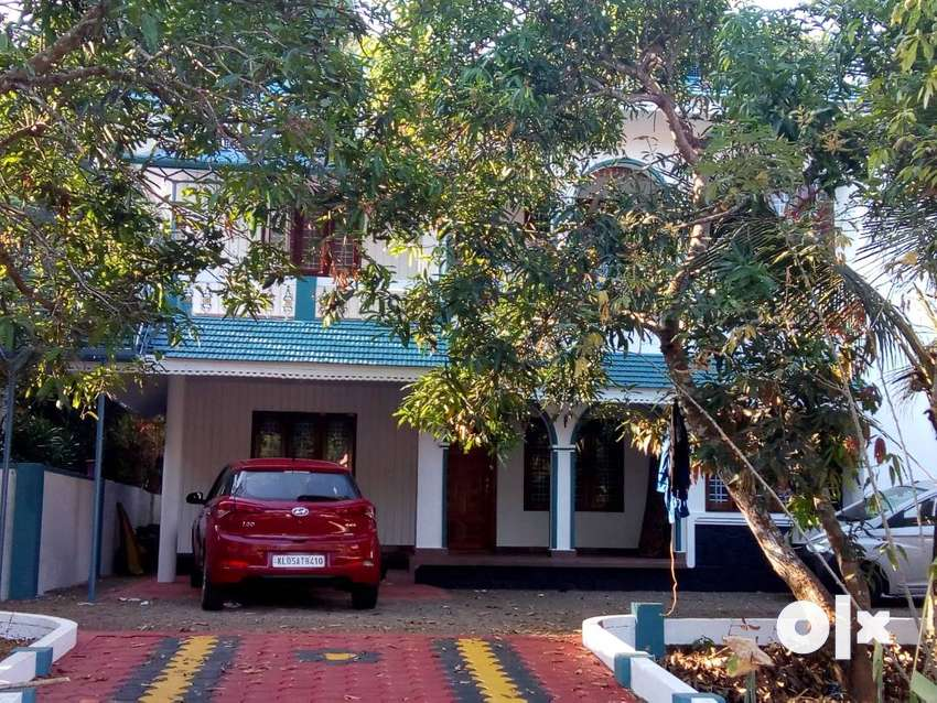 Calm & Green Place to Live very near to Amayannoor Jn 0