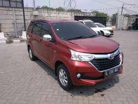 Toyota Avanza G MT 2016 (harga lelang)