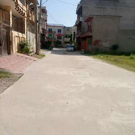 shaheen town phase 2 plot available 7.25 marla 4450000 lakh