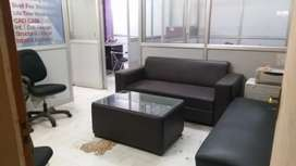 550sqft fully furnished ac office call 73x79x48x53x70 on faizabad road