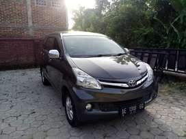 All New Avanza G 2012 MT
