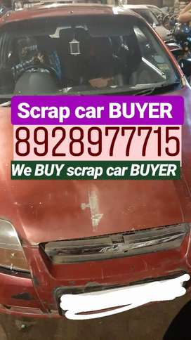 Kharghar we PURCHASE unused WRECKED ACCIDENT junk  SCRAP CARS BUYER'S