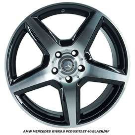 VELG RACING MERCEDES AUDI GLORY 560 VW MERCEDES R18X9.0 5X112 ET40