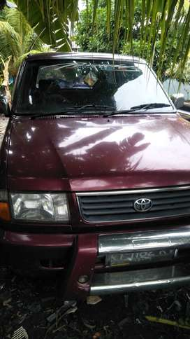 Mobil Kijang Kapsul 1997