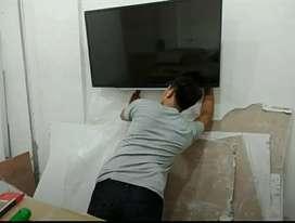 BRACKET TV LED LCD#PASANG
