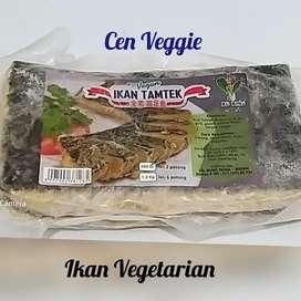 Ikan tamtek vegetarian
