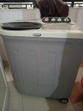 A good condition washing Machine