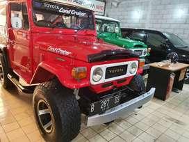 Toyota Hardtop Diesel BJ40 1983