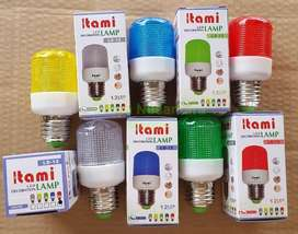 Lampu Led Itami Decoration Warna Warni Fitting e27