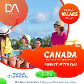 CANADIAN LEGAL AND LOW COST VISA