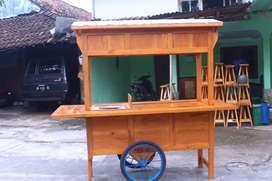 Gerobak Wedangan Angkringan free Ongkir COD 2236
