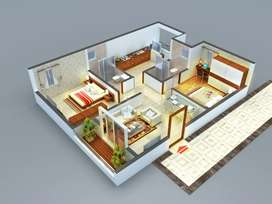 3BEDROOM APARTMENT FLAT AT AMEENPUR WITH EXCITING PRELAUNCH OFFERS