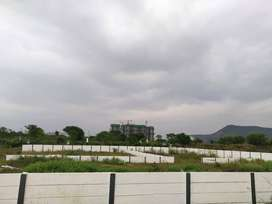 Hurry up! Dream home land IN the heart of IT hub  Maan-Hinjewadi