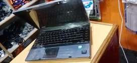 HP brand laptop