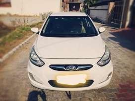 Hyundai Fluidic Verna 2014 Diesel 106300 Km Driven