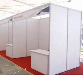 Octonum Exhibition Stall system - 15 stalls