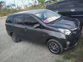 Rental Mobil Harian Lepas Kunci Termurah Toyota Calya 2018 Manual