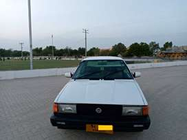Dr Used Nissan Sunny 89 Japan Out Class 1.0LX Limited Edition