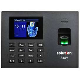 Mesin Absensi  - Finger Print Solution X105-ID