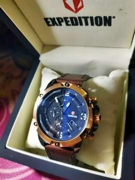 Jam Tangan Expedition E6698M Gold