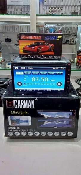 head unit carman + camera hollywood