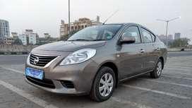 Nissan Sunny XL Petrol, 2013, Petrol