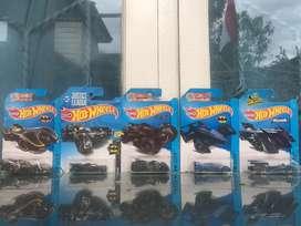 Hotwheels BATMAN SERIES