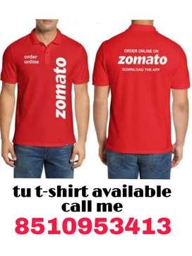 Zometo bag t-shirt available
