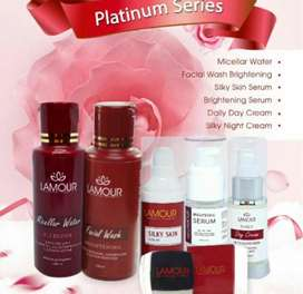 lamour skin care product