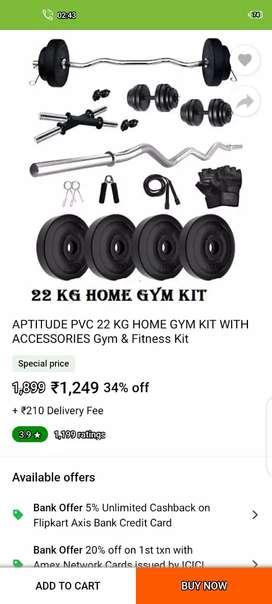 jym kitt hai Bhai new ha I no use.