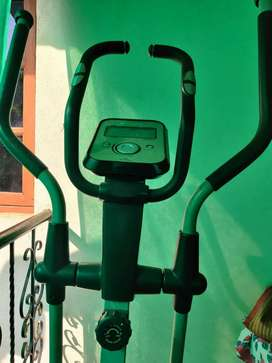 Want to sell urgently my elliptical cross trainer