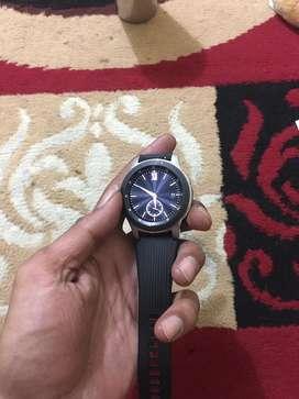 Samsung galaxy gear watch 46(mm)