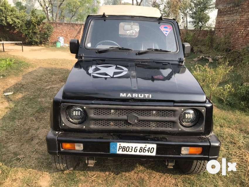 Maruti Suzuki Gypsy Diesel Good Condition 0