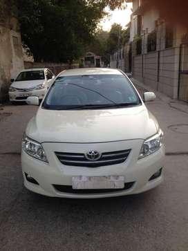 Toyota Corolla Altis GL, 2011, Petrol