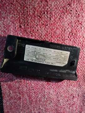 Toyota starlet Fuse Cap / Fuse / Back Jump Cover Guinuin