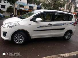 Ertiga CNG on monthly basis