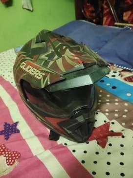 It is sports helmet
