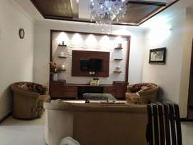 10 Marla Furnished Upper Portion For Rent in Bahria Town Lahore