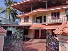 Independent house near Kazhakuttam Jn