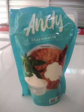 Andy mayonaise 500gr
